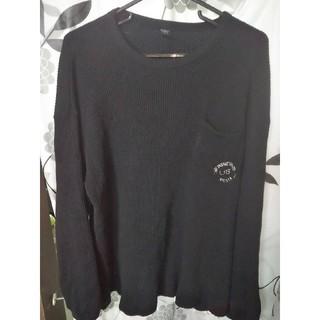 アヴィレックス(AVIREX)のAVIREX ビッグワッフル クルーネック ポケットTシャツ(Tシャツ/カットソー(七分/長袖))