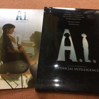 A.I. ユーズド DVD(外国映画)