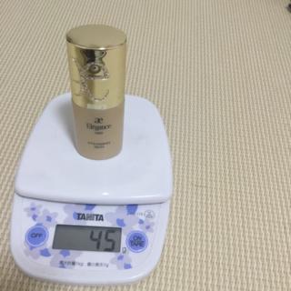 エレガンス(Elégance.)の最終値下げエレガンススティーミングスキンIV301(ファンデーション)