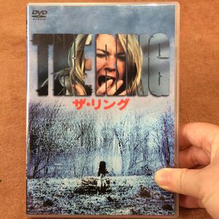 ザ.リング ユーズド DVD(外国映画)