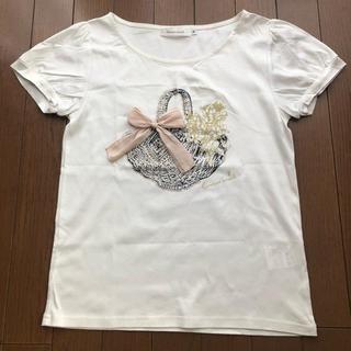 クチュールブローチ(Couture Brooch)のCouture Brooch クチュールブローチ カットソー Tシャツ 36(カットソー(半袖/袖なし))