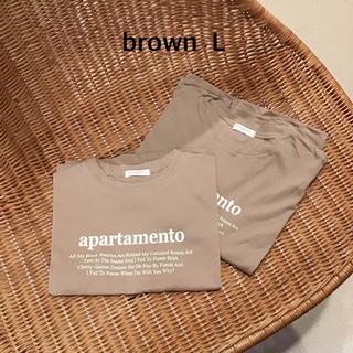 ブリーズ(BREEZE)の新品 blackbean letter t レターt 韓国子供服 100 110(Tシャツ/カットソー)