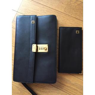 ダンヒル(Dunhill)のカバンと財布セット(長財布)