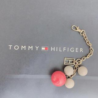 トミーヒルフィガー(TOMMY HILFIGER)の【新品/未使用品】TOMMY HILFIGER キーホルダー(キーホルダー)