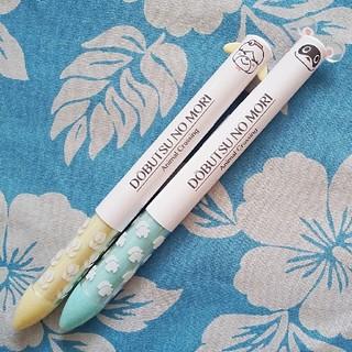 ニンテンドウ(任天堂)のNintendo TOKYO 限定★どうぶつの森★ボールペン★2色ボールペン(ペン/マーカー)