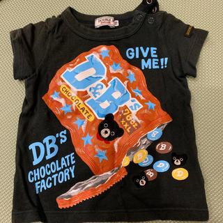 ダブルビー(DOUBLE.B)のダブルビーTシャツ サイズ70(Tシャツ)