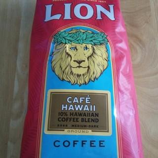 『LION カフェハワイ コーヒー』792g