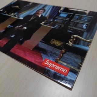 シュプリーム(Supreme)の正規品 ステッカー シュプリーム 映画 シール PC カバン ノートパソコン  (スーツケース/キャリーバッグ)