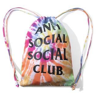 アンチ(ANTI)のEstilo Hippie Tie Dye Rainbow Bag(バッグパック/リュック)