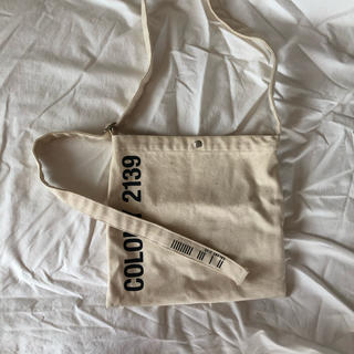 ムジルシリョウヒン(MUJI (無印良品))のcolony2139 サコッシュ トートバッグ(ショルダーバッグ)