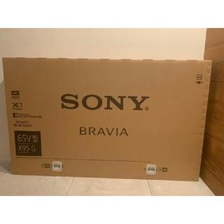 ブラビア(BRAVIA)のSONY ソニー BRAVIA 65v型 KJ65X9500G 液晶テレビ TV(テレビ)