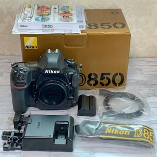 ニコン(Nikon)のNikon  D850ボディ(デジタル一眼)