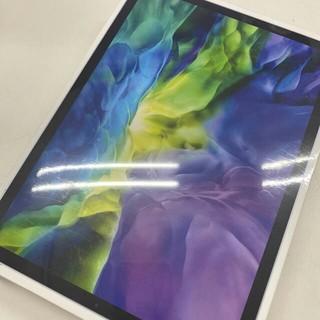 アイパッド(iPad)のApple☆新品未開封iPad Pro 11イ   ンチ256GB シルバー(タブレット)