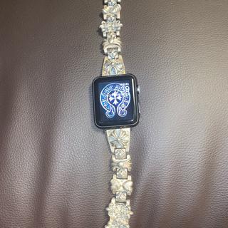 クロムハーツ(Chrome Hearts)のgenzou1025様専用クロムハーツタイプウォッチブレスApple Watch(腕時計(デジタル))