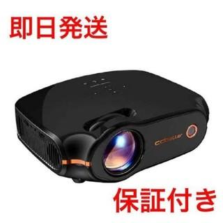 プロジェクター 小型 3200ルーメン 1080PフルHD対応(プロジェクター)