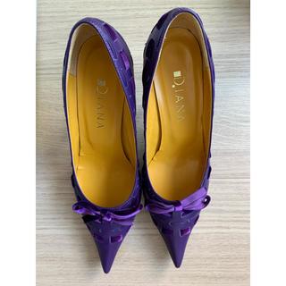 ダイアナ(DIANA)のDIANA 靴 25cm(ハイヒール/パンプス)
