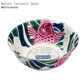 シュプリーム(Supreme)の20SS Supreme Waves Ceramic Bowl シュプリーム 皿(食器)