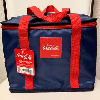 コカコーラ(コカ・コーラ)の【新品】コカコーラ 角型保冷バッグ クーラーバッグ Mサイズ(その他)