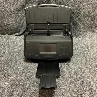 フジツウ(富士通)のScanSnap iX1500 (ブラックモデル) FI-IX1500BK(PC周辺機器)