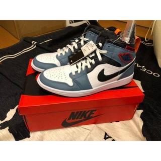 Nike Air Jordan 1 Mid Fearless Facetasm(スニーカー)