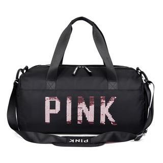 ヴィクトリアズシークレット(Victoria's Secret)のPINK スポーツバッグ/ダッフルバッグ(ボストンバッグ)