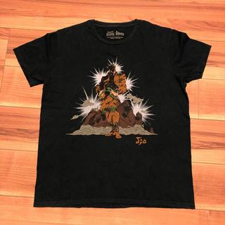 アルトラバイオレンス(ultra-violence)の【稀少‼️】ジョジョ x ultra violence Tシャツ ディオ L ②(Tシャツ/カットソー(半袖/袖なし))
