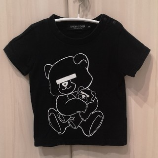 アンダーカバー(UNDERCOVER)のアンダーカバー キッズ Tシャツ S(Tシャツ/カットソー)