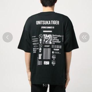 Onitsuka Tiger - オニツカタイガー Tシャツ 最終お値下げ(´˘`*)