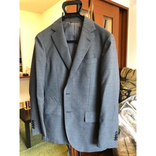 アオヤマ(青山)の【未使用 定価2万】青山 CHRISTIAN ORANI BROWN LABEL(スーツジャケット)