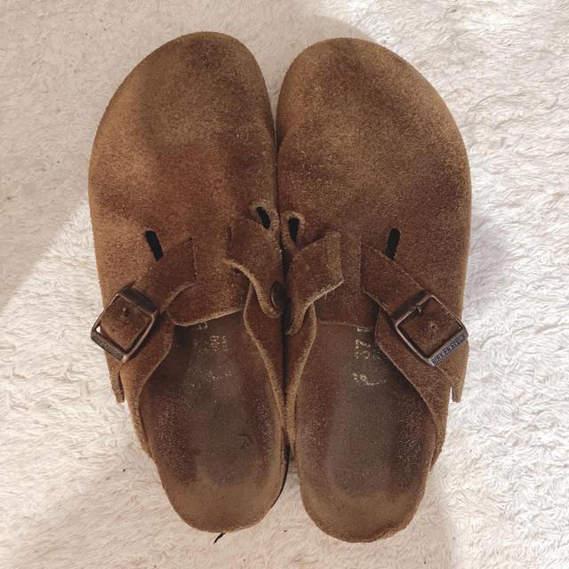 BIRKENSTOCK(ビルケンシュトック)のBIRKENSTOCK  ボストン  カラー:ミンク レディースの靴/シューズ(スリッポン/モカシン)の商品写真