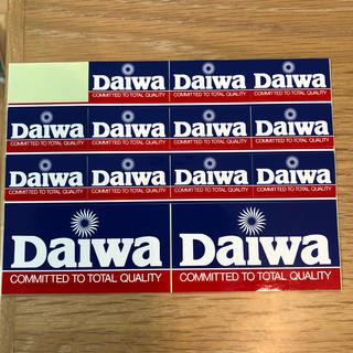ダイワ(DAIWA)のダイワ DAIWA 旧ロゴ ステッカー ダイワ精工(その他)