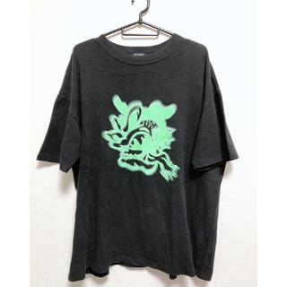 ミルクボーイ(MILKBOY)のミルクボーイ Tシャツ ブルドッグ DOG FIGHT TOKYO GUNS(Tシャツ/カットソー(半袖/袖なし))