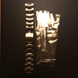ロレックス(ROLEX)の20ミリ用交換ブレス(金属ベルト)