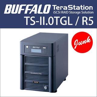 バッファロー(Buffalo)のBuffalo Tera Station TS-I1.0TGL/R5 送料込(PC周辺機器)