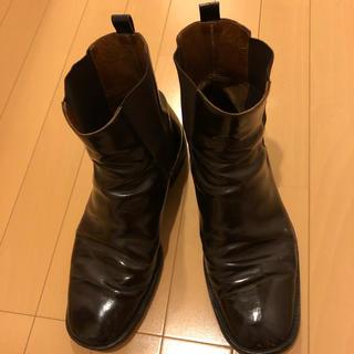 マークジェイコブス(MARC JACOBS)のマークジェイコブス サイドゴア ブーツ(ブーツ)