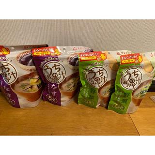 アサヒ(アサヒ)のアマノフーズ フリーズドライ  味噌汁 20食セット(インスタント食品)