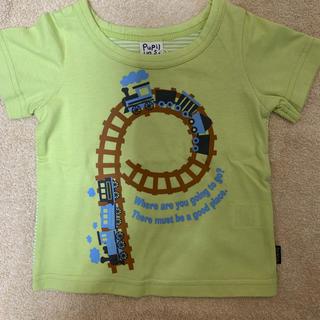 ナルミヤ インターナショナル(NARUMIYA INTERNATIONAL)のピューピルハウス  Tシャツ 80 新品(Tシャツ)