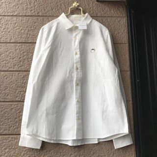 リベットアンドサージ(rivet & surge)の新品♡リベット&サージ♡コーヒーカップワンポイントシャツ(シャツ/ブラウス(長袖/七分))