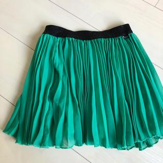 JENNI - JINNI プリーツスカート(インナー付き) 130 女の子