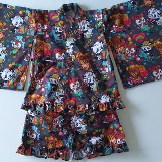 グラグラ(GrandGround)のGrand Grand 浴衣 (甚平/浴衣)