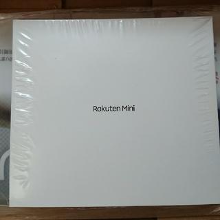 ラクテン(Rakuten)の[新品未使用] Rakuten Mini BLA 楽天ミニ ブラック C330(スマートフォン本体)