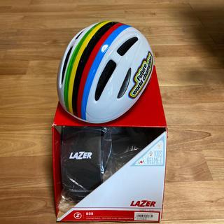 レイザー(LAZER)のLAZER キッズ ヘルメット(自転車)