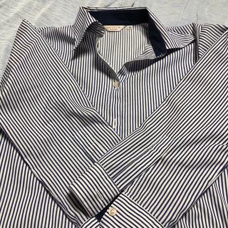 オリヒカ(ORIHICA)のストライプシャツ(シャツ/ブラウス(長袖/七分))