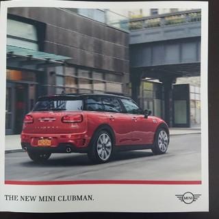 ビーエムダブリュー(BMW)のMINI CLUBMAN ミニ クラブマン パンフレット(趣味/スポーツ/実用)