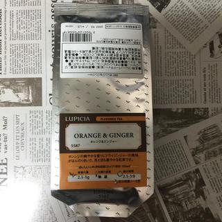 ルピシア(LUPICIA)のオレンジ&ジンジャー 紅茶(茶)