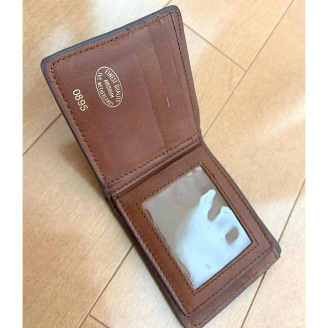 SCOTCH & SODA(スコッチアンドソーダ)のスコッチアンドソーダ SCOTCH&SODA メンズ 財布 メンズのファッション小物(折り財布)の商品写真