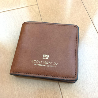 SCOTCH & SODA - スコッチアンドソーダ SCOTCH&SODA メンズ 財布