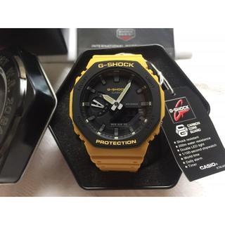 カシオ(CASIO)のCASIO G-SHOCK GA-2110SU-9 新品(腕時計(デジタル))