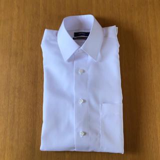 アオヤマ(青山)の新品!白ワイシャツ(シャツ)