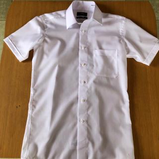 アオヤマ(青山)の新品!半袖ワイシャツ(シャツ)